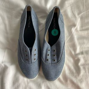 New with tags nautica flats size 8
